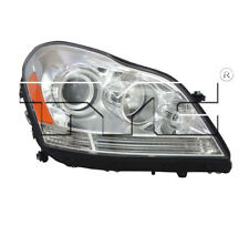 TYC Right Side Halogen Headlight Assembly for Mercedes Benz GL Class 2007-2012