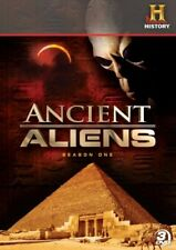 ANCIENT ALIENS SEASON 1 New Sealed 3 DVD Set History Channel