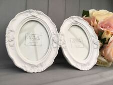 Antique Style Oval Freestanding Photo & Picture Frames
