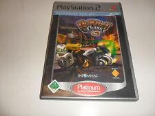 PLAYSTATION 2 Ratchet & Clank 3 PLATINUM [] (2)