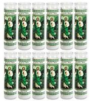 Saint Jude Saints Religious Candle Case of 12 FREE SHIPPING