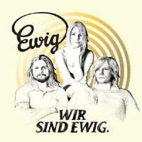 """EWIG """"WIR SIND EWIG (LTD.DIGIPACK)""""  2 CD NEU"""