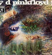 """PINK FLOYD """"SAUCERFUL OF SECRETS"""" ORIG GER 1968 WHITE/GOLD"""