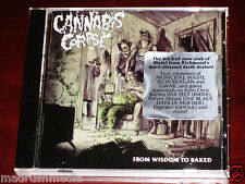 Cannabis Corpse: From Wisdom To Baked CD 2014 Season Of Mist Records SOM 334 NEW