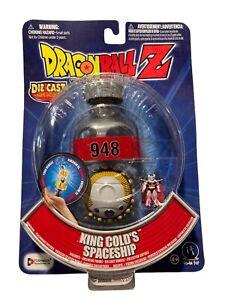 VTG Irwin Dragon Ball Z NIB 2001 King Cold's Spaceship Die Cast Action Vehicle