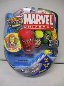 2010 Marvel Universe Mighty Beanz Ghost Rider Lot 1