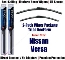 2pk Super-Premium NeoForm Wipers fit 2007-2011 Nissan Versa 16260/140