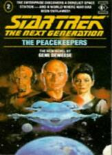 The Peace Keepers (Star Trek: The Next Generation),Jean DeWeese
