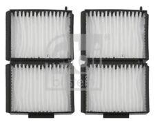 Filter, interior air FEBI BILSTEIN 24810
