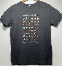 Google Android HTC Referrals T-shirt Large Used