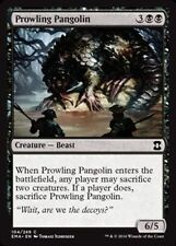 Prowling Pangolin x4 - Nm - Eternal Masters Mtg Magic Card Black Common