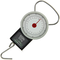 CARP PIKE FISHING SCALES 50LB / 22KG DAY FISHING SCALES NGT + TAPE MEASURE