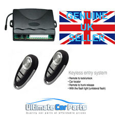 REMOTE CENTRAL LOCKING KIT 106 206 305 205 406 307 407 Latest 2017 UK Version