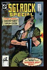 SGT. ROCK SPECIAL EDITION #3 NEAR MINT 1989 DC COMICS bin-2017-1430
