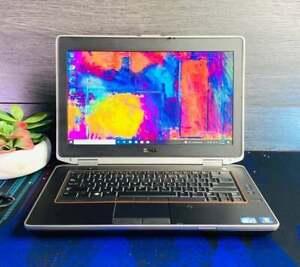 """14"""" Dell Latitude E6420 - Intel i5, 8GB RAM, 128GB SSD + WARRANTY (WINDOWS 10!)"""