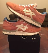 ASICS asics Gel Lyte 5 Rose Gold Ronnie Fieg Kith Tiger 12 1 2 3 4 H40HK Pink