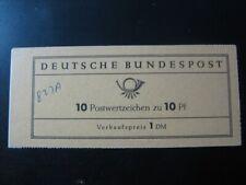 GERMANY Mi. #MH 6 mint MNH stamp booklet! #2 CV $18.00