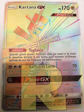 Kartana GX ® Invasione Scarlatta 117/111 ® Rara Secret ® Pokemon ® Italiano