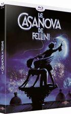 LE CASANOVA DE FELLINI / BLU-RAY NEUF SOUS BLISTER