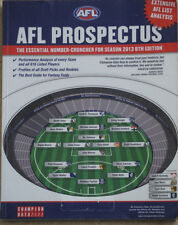 2013 AFL PROSPECTUS