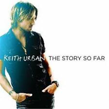 KEITH URBAN STORY SO FAR CD NEW