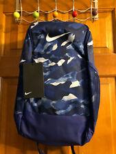 New listing Nwt Nike Blue Camo Backpack