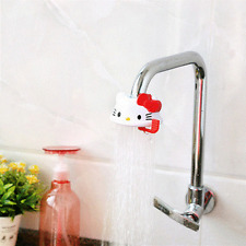Hello Kitty Kitchen Faucet Spout Sprayer Bathroom Shower Head Water Discharge