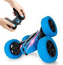 Ferngesteuertes Auto,Wiederaufladbar RC Stunt Auto Rennauto Buggy Auto Spielzeug