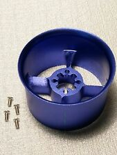 Shroud 50mm Alloy Shroud 4 Stator Vanes for Electric RC Airplane/Jets