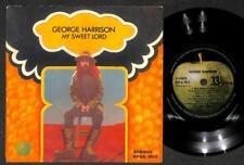 """Beatles George Harrison My Sweet Lord Mega Rare Singapore 7"""" EP Apple EEP1617"""