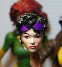HEAD ONLY Marvel Legends Custom painted head Jubilee PAINTED HEAD ONLY