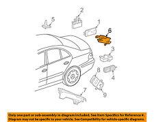 Mercedes MERCEDES-BENZ OEM 03-09 E320 Radio Antenna-Amplifier Right 2118270542