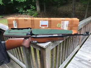 Super Match 126 Pellet Rifle Made by GAMO Distributed by DAISY & Original Box!