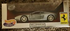 Hot Wheels 1/18 Millennium Ferrari Scale Car
