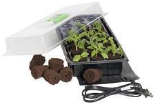 Jump Start 24 Grow Plug Mini Germination Station w/ Heat Mat - rapid greenhouse