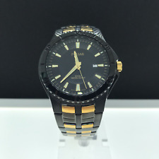 Pulsar Men's PXDB27 Sport Black Ion Plated Stainless Steel Watch