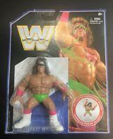 WWE Mattel Retro Ultimate Warrior Hasbro WWF