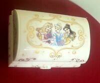 Lenox Disney Princesses Jewelry Box Limited Edition Cinderella Belle Aurora
