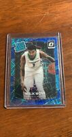 2017-18 OPTIC PRIZMS BLUE VELOCITY RC MALIK MONK HORNETS RATED ROOKIE