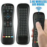 2.4G Télécommande Clavier Sans Fil Air Mouse pour PC Smart TV Android BOX XBMC