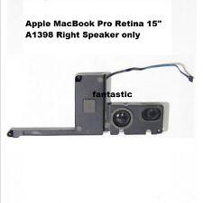 "New Apple  Right Speaker for MacBook Pro Retina 15"" A1398 2012 2013"