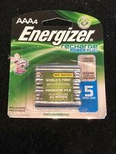 Energizer Recharge Plus Power Plus AAA 4pack