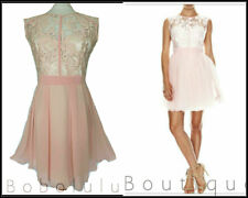 LITTLE MISTRESS • ABSOLUTELY GORGEOUS & FEMININE PARTY DRESS • STUNNING 12 NWT