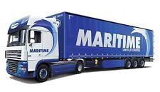 Camión 1 24 Italeri 3920 DAF Xf105 ''marítima''