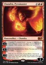 CHANDRA, PYROMASTER M15 Magic 2015 MTG Red Planeswalker MYTHIC RARE