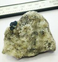 Amazing Natural Afghanite crystal on Matrix specimen from Afghanistan 60g