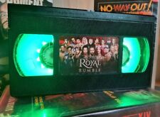 WWE Royal Rumble, WWF, VHS Night Light, Desk Lamp, Led, Bedroom Lamp, TV, Kids