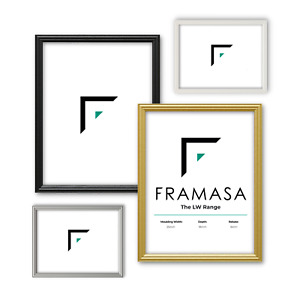 A1 A2 A3 A4 A5 Home Photo Frame Picture Frame Wall Hanging Frame Poster Frame LW