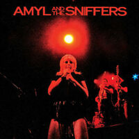 "Amyl and the Sniffers : Big Attraction/Giddy Up VINYL 12"" Album Coloured Vinyl"