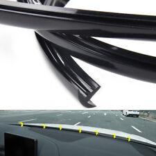 1.6M Gummidichtung Vorne Windschutzscheibe Rahmen Staubdicht Zierleiste Dichtung
